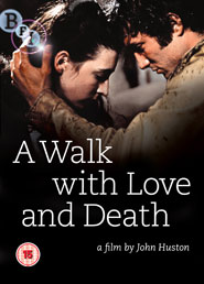 A Walk With Love And Death - DVD