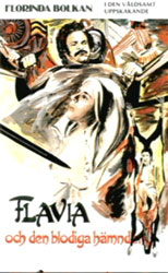 Flavia The Heretic Poster 2