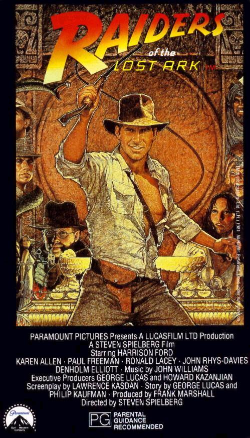 Indiana Jones and the Raiders of the Lost Ark - POSTER