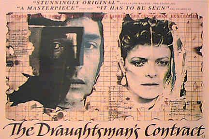 The Draughtsman's Contract - Poster