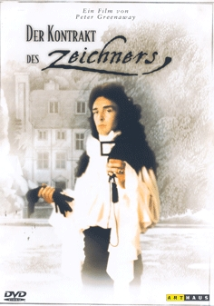 The Draughtsman's Contract - dvd