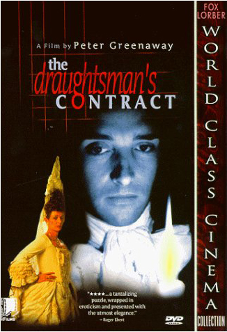 The Draughtsman's Contract - dvd Eng
