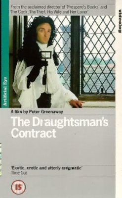 The Draughtsman's Contract - VHS