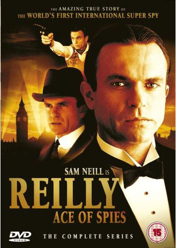 Reilly: Ace of Spies - DVD