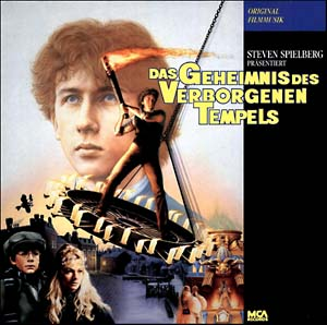 Young Sherlock Holmes - Soundtrack