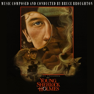 Young Sherlock Holmes OST