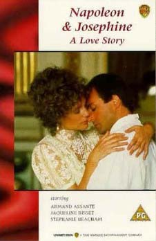 Napoleon and Josephine: A Love Story - DVD