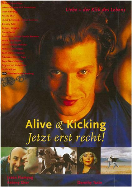 Alive and Kicking - poster