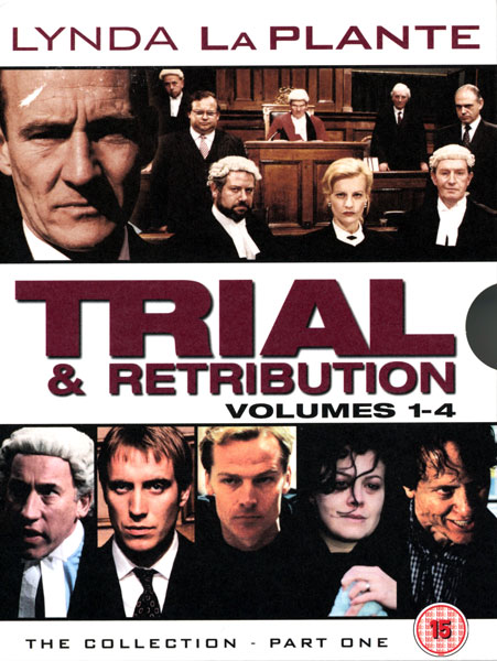 Trial and Retribution - DVD