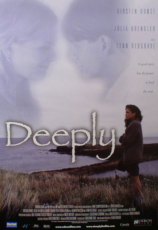 Deeply - poster