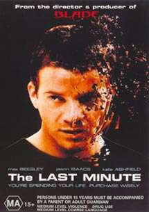 The Last Minute - DVD