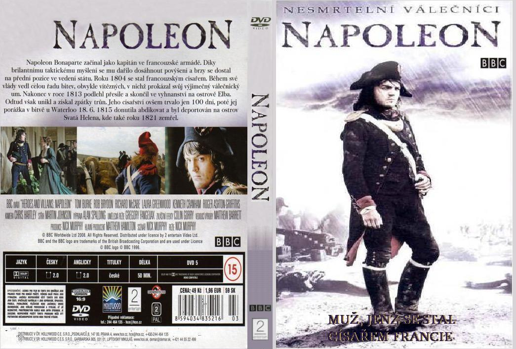 Heroes_and_Villains Napoleon - DVD