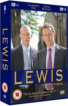 Lewis Series 3 - dvd