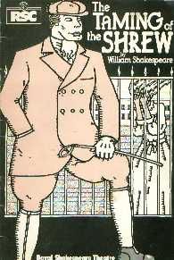 Taming of a Shrew 1978 poster