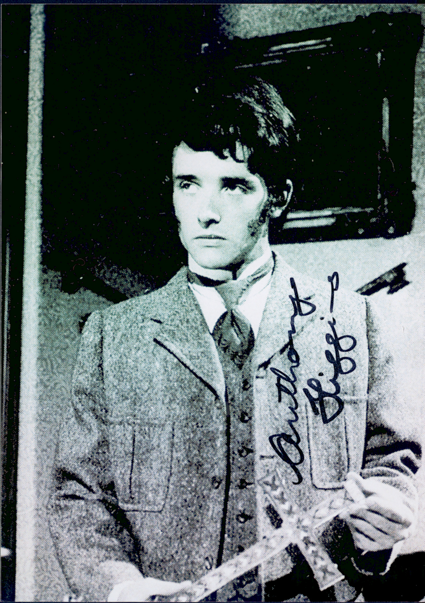 Anthony Higgins - Taste the Blood of Dracula - Autograph