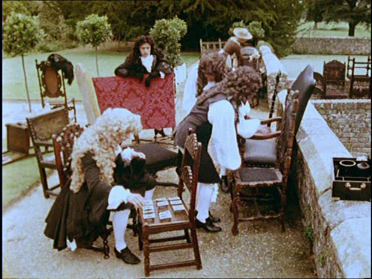 The Draughtsman's contract - Deleted scene